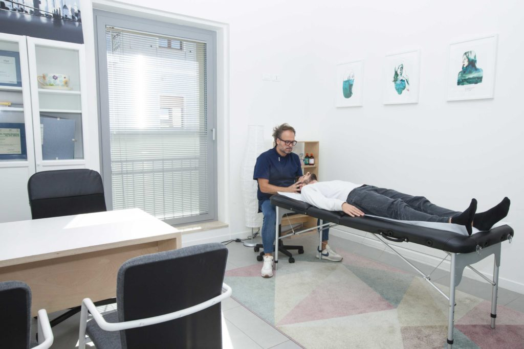 Dott. Gianleo Berardinelli - Studio Novamed - Specialisti della Salute Pescara