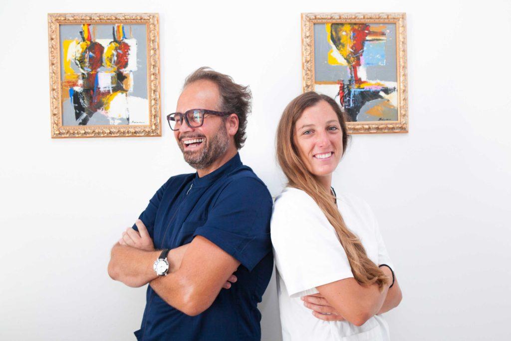 Team Osteopati - Studio Novamed - Specialisti della Salute Pescara